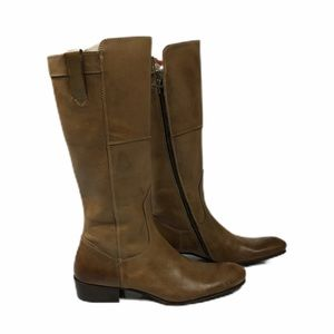 Siren by Mark Nason Real Leather Boots